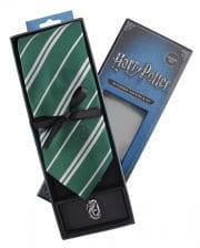 Harry Potter Slytherin Krawatte mit Pin