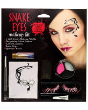 Schlangen Fee Make Up Kit
