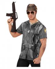 Soldaten T-Shirt mit Fotodruck
