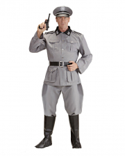 Soldaten Uniform Grau