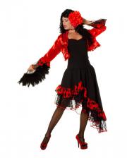 Spanish Costume Dress With Bolero