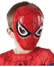 Spiderman Kinder Halbmaske