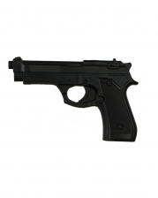Glock Made Of Hard Foam Toy Gun Black