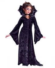 Spinnen Vampir Prinzessin Kinderkostüm