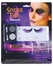 Spinnenkönigin Augen Make-up Kit