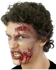 Split Open Zombie Wound