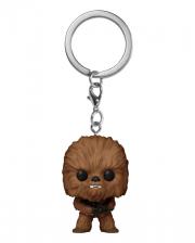 Star Wars Chewbacca Keychain Funko Pocket POP!