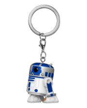 Star Wars R2-D2 Keychain Funko Pocket POP!