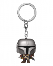 Star Wars the Mandalorian Schlüsselanhänger Funko Pocket POP!