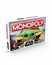 Star Wars The Mandalorian Monopoly Deutsch