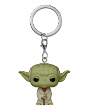 Star Wars Yoda Keychain Funko Pocket POP!