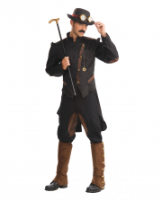 Steampunk Gentleman Costume One Size