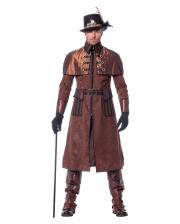 Steampunk Men Costume Deluxe