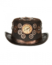 Steampunk Costume Hat Bronze