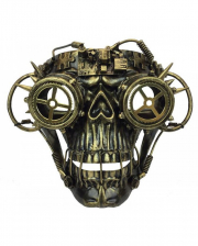 Steampunk Skull Mask
