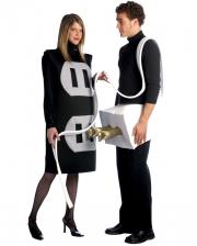 Plug & Socket Partner Costume