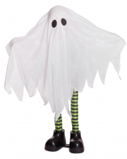 Standing Ghost With Moving Head & Sound