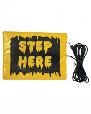 Step Here Pad - Luftkissen Auslöser
