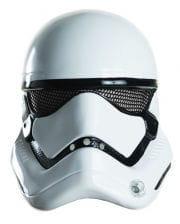 Stormtrooper Kinder Halbmaske