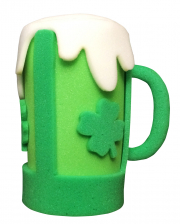 St. Patrick's Day Jug Foam Hat