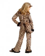 Cute Leopard Child Costume