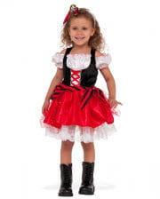 Sweet pirate children costume