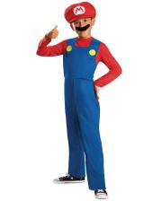 Super Mario Kostüm für Kinder