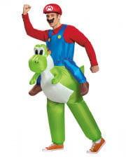 Super Mario reitet Yoshi Kostüm