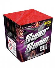 Super Sonic Batteriefeuerwerk 36 Schuss