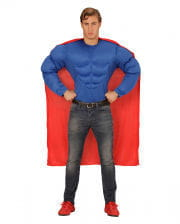Superhelden Muskel Shirt