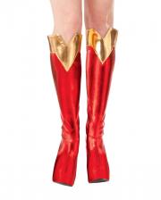 Supergirl Boot Gaiters