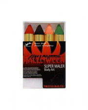 Super Maler Make up Stifte Herbstfarben