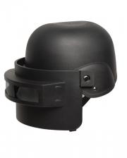 SWAT Helmet With Visor