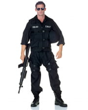 S.W.A.T. Officer Kostüm XXL