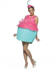 Sweet Cupcake Damen Kostüm
