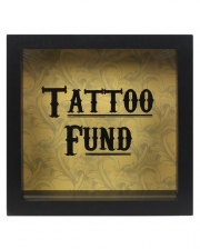 Tattoo Money Box