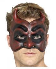 Devil Latex Eye Mask