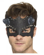 Demon Eyes Mask Black