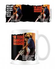 Texas Chainsaw Massacre Mug