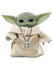 The Child Baby Yoda Figure With Movement & Sound - The Mandalorian