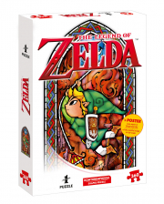 The Legend Of Zelda Link Adventurer Puzzle 360 Pieces