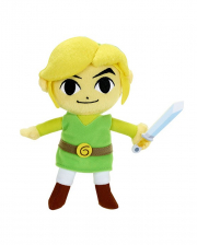 The Legend Of Zelda Link Plush Figure