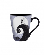 Nightmare Before Christmas Jack & Sally Cup