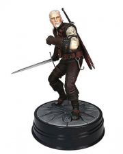 The Witcher 3 Geralt Manticore Figure