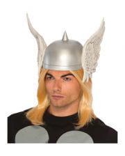 Thor Helm mit Flügel für Erwachsene