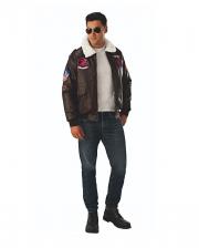 Top Gun Deluxe Bomber Jacket