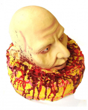 Cake With A Bloody Head