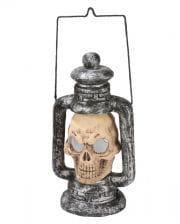 Skull Head Lamp