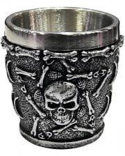 Skullhead Shot Glass set of 4
