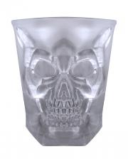 Skull Whisky Glass